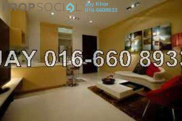 For Rent Serviced Residence at Pertama Residency, Cheras Leasehold Fully Furnished 1R/1B 1.6k
