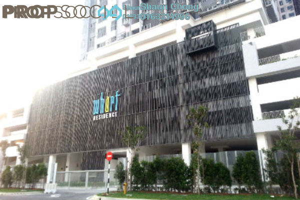 For Rent Condominium at The Wharf, Puchong Leasehold Fully Furnished 3R/2B 2.1k