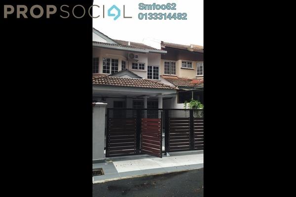 For Rent Terrace at Pusat Bandar Damansara, Damansara Heights Freehold Semi Furnished 4R/3B 2.55k