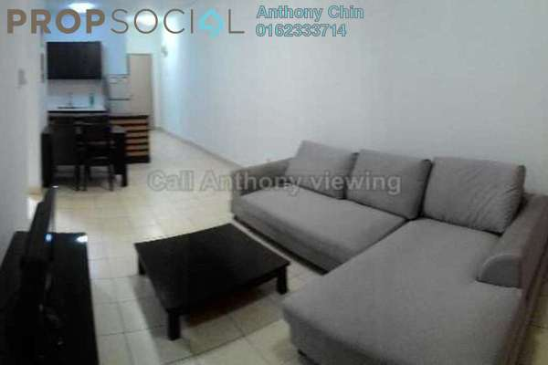 For Sale Apartment at Taman Bukit Serdang, Seri Kembangan Freehold Semi Furnished 3R/2B 309k