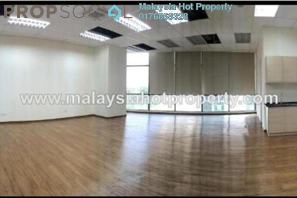 For Rent Office at The Vertical, Bangsar South Leasehold Semi Furnished 1R/1B 4.2k