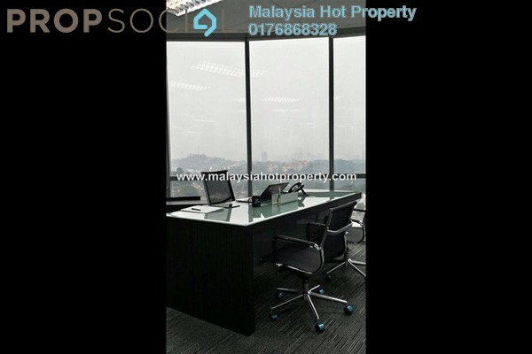 For Rent Office at Wisma Volkswagen, Bangsar Freehold Fully Furnished 4R/3B 35k