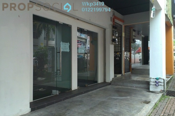 For Rent Shop at Pusat Bandar Rawang, Rawang Leasehold Unfurnished 0R/2B 5.2k