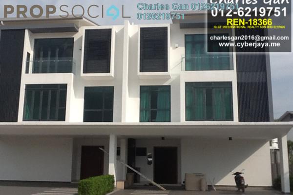 For Sale Semi-Detached at Sejati Residences, Cyberjaya Freehold Unfurnished 5R/5B 2.2m