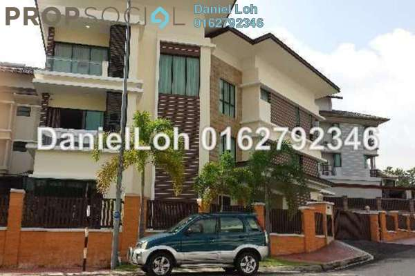For Sale Bungalow at Pearl Villas, Petaling Jaya Freehold Semi Furnished 6R/7B 6.5m