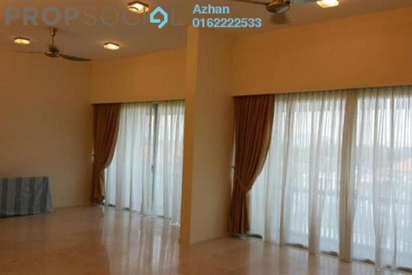 For Rent Condominium at Dua Residency, KLCC Freehold Semi Furnished 4R/5B 6.5k