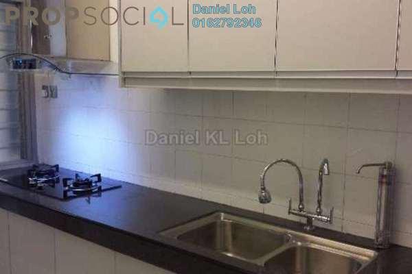 For Rent Condominium at Kelana Puteri, Kelana Jaya Leasehold Semi Furnished 3R/2B 1.8k