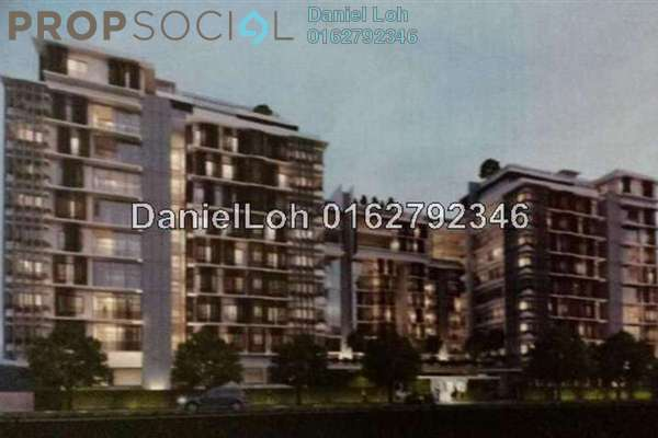For Sale Condominium at Sastra U-Thant, Ampang Hilir Freehold Semi Furnished 3R/4B 2.79m