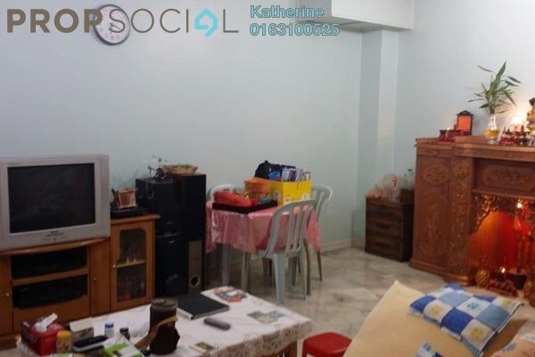 For Sale Terrace at Kajang East, Semenyih Freehold Semi Furnished 4R/3B 350k