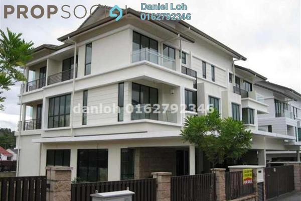 For Sale Semi-Detached at Pearl Villas, Petaling Jaya Freehold Semi Furnished 5R/6B 3.7m