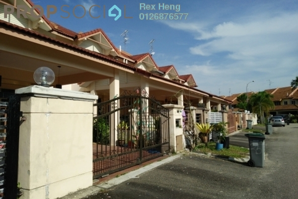 For Sale Terrace at Taman Mutiara Rini, Skudai Freehold Unfurnished 4R/3B 538k