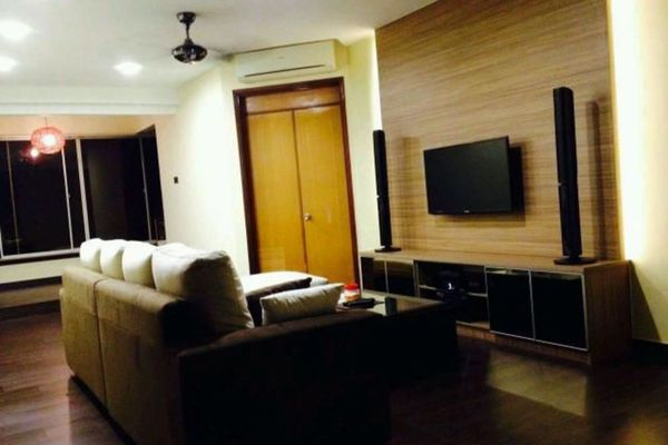 For Sale Condominium at Riana Green, Tropicana Leasehold Semi Furnished 4R/2B 850k
