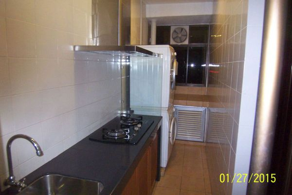 For Rent Condominium at Casa Tropicana, Tropicana Leasehold Fully Furnished 3R/3B 2.4k