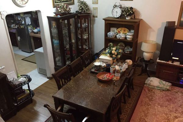 For Rent Terrace at Taman Dagang, Ampang Leasehold Semi Furnished 4R/3B 2.5千