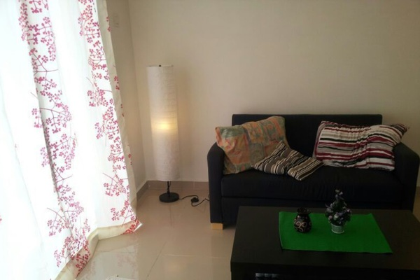For Rent Condominium at Astana Lumayan, Bandar Sri Permaisuri Leasehold Semi Furnished 3R/2B 1.7k