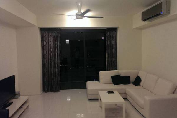 For Rent Condominium at Hampshire Place, KLCC Freehold Fully Furnished 1R/1B 3.9k