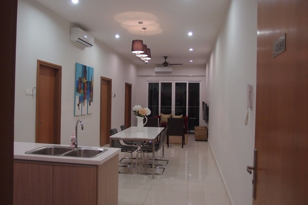 For Rent Condominium at Royal Regent, Dutamas Freehold Fully Furnished 2R/2B 2.3k