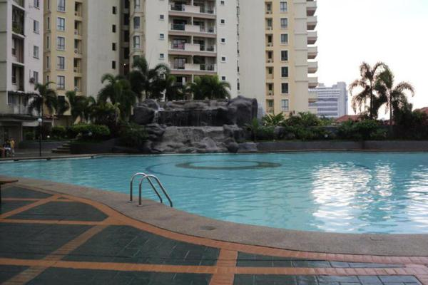 For Rent Condominium at Gurney Heights, Keramat Freehold Fully Furnished 3R/2B 2.1k