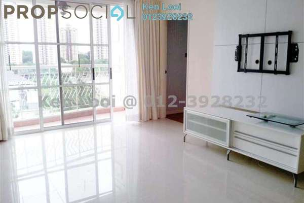 For Rent Condominium at Laman Suria, Mont Kiara Freehold Fully Furnished 3R/2B 2.5k