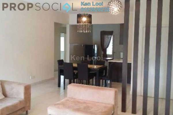 For Rent Condominium at Casa Indah 2, Tropicana Leasehold Fully Furnished 2R/3B 2.45k