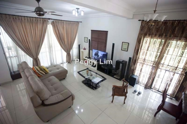 For Sale Link at Sentosa Villas, Kajang Leasehold Semi Furnished 5R/4B 869k