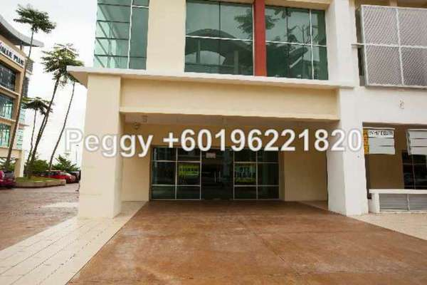 For Sale Shop at Setia Avenue, Setia Alam Freehold Unfurnished 0R/0B 2.28m
