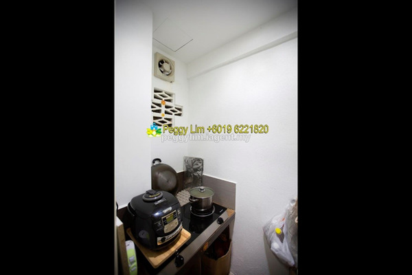 For Rent Condominium at Plaza Medan Putra, Bandar Menjalara Freehold Semi Furnished 3R/2B 1.8k