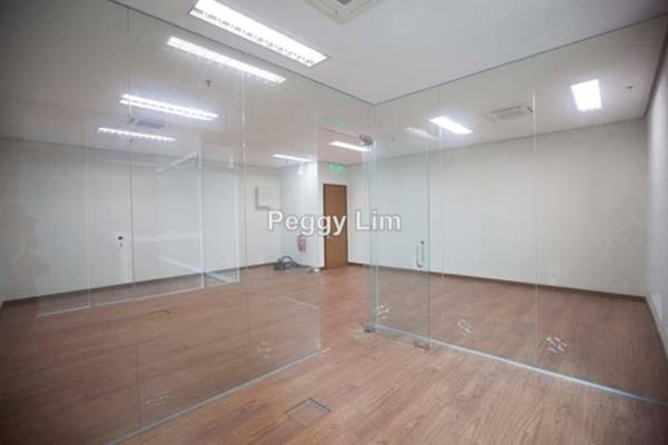 For Rent SoHo/Studio at Soho Suites, KLCC Freehold Unfurnished 1R/1B 2k