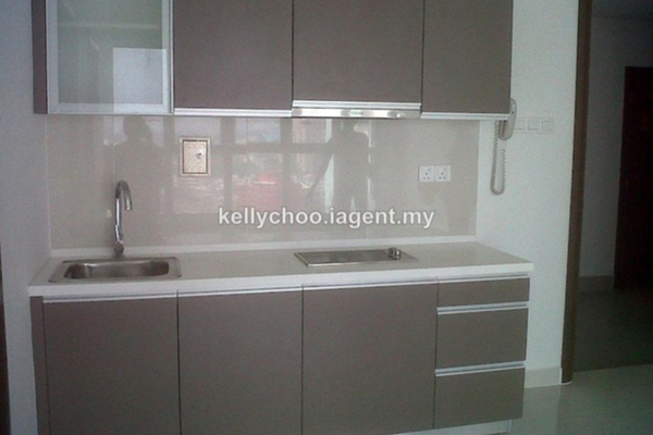 For Sale Condominium at Binjai Residency, KLCC Freehold Semi Furnished 3R/3B 2m