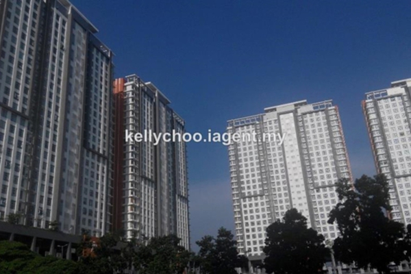 For Sale Apartment at The Arc, Cyberjaya Freehold Fully Furnished 3R/2B 1.1m