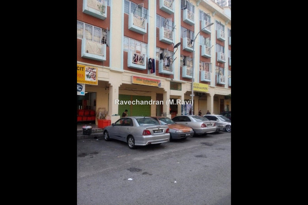 For Sale Shop at Subang Hi-Tech Industrial Park, Subang Jaya Leasehold Unfurnished 0R/0B 380k