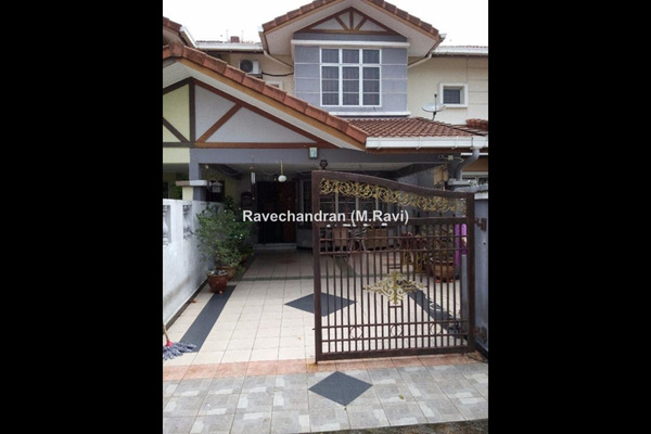For Sale Terrace at Putra Bahagia, Putra Heights Freehold Unfurnished 4R/3B 650k