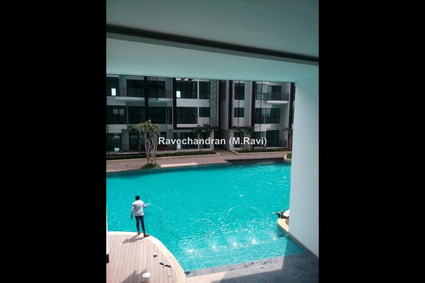 For Rent Condominium at i-Residence @ i-City, Shah Alam Leasehold Unfurnished 2R/2B 2.5k