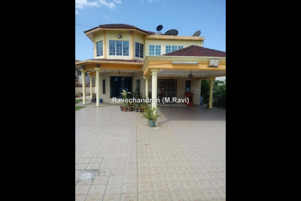 For Rent Bungalow at Taman Maznah, Klang Freehold Unfurnished 6R/4B 4k