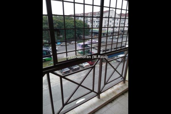 For Rent Apartment at Taman Sentosa, Klang Freehold Unfurnished 3R/2B 600translationmissing:en.pricing.unit