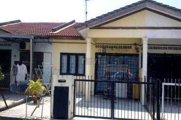 For Rent Terrace at Taman Mewah Jaya 3, Klang Freehold Unfurnished 3R/2B 750translationmissing:en.pricing.unit