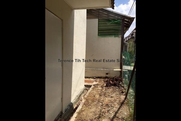 For Sale Terrace at BU2, Bandar Utama Freehold Semi Furnished 4R/3B 1.3m