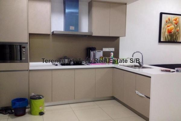 For Sale Condominium at Suasana Bukit Ceylon, Bukit Ceylon Freehold Fully Furnished 1R/1B 830k