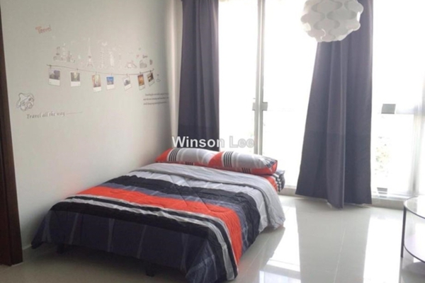 For Sale Condominium at Vipod Suites, KLCC Freehold Fully Furnished 2R/2B 2.05m