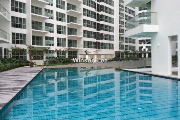 For Rent SoHo/Studio at Regalia @ Jalan Sultan Ismail, Kuala Lumpur Freehold Semi Furnished 0R/1B 1.7k
