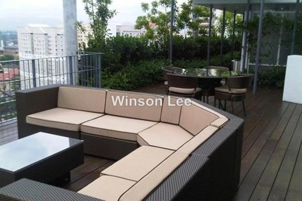 For Rent Condominium at One Jelatek, Setiawangsa Freehold Fully Furnished 2R/2B 3.8k