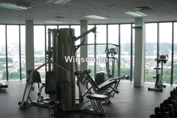 For Rent SoHo/Studio at Amcorp Serviced Suites, Petaling Jaya Leasehold Fully Furnished 0R/1B 1.8k