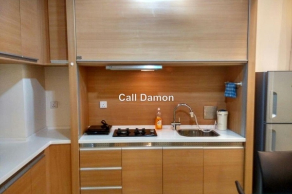 For Rent Condominium at Setia Sky Residences, KLCC Freehold Fully Furnished 2R/3B 4.3k
