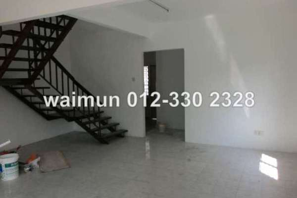 For Rent Link at Taman Puncak Jalil, Bandar Putra Permai Leasehold Unfurnished 4R/3B 1.1k