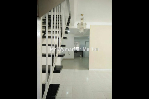 For Rent Terrace at Pandan Indah, Pandan Indah Leasehold Semi Furnished 3R/3B 1.9k
