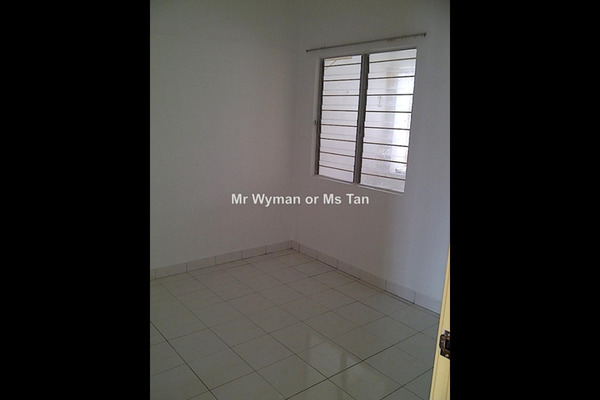 For Rent Apartment at Lestari Apartment, Bandar Sri Permaisuri Leasehold Unfurnished 3R/2B 1k