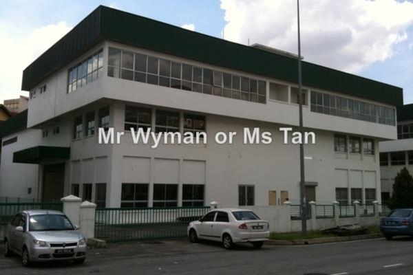 For Rent Factory at Taman Shamelin Perkasa, Cheras Leasehold Unfurnished 0R/0B 24k