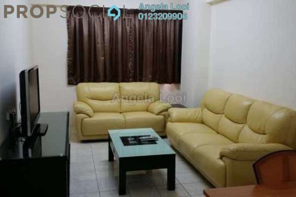 For Rent Apartment at Impian Seri Setia, Petaling Jaya Leasehold Fully Furnished 3R/2B 1.6k