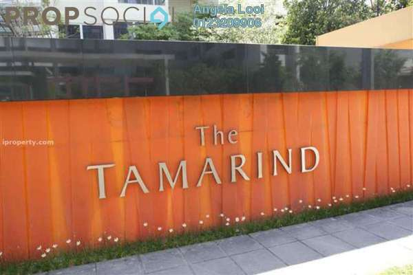 For Rent Condominium at The Tamarind, Sentul Freehold Fully Furnished 3R/3B 2.8千