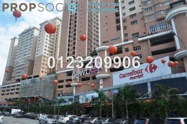 For Rent Condominium at Rhythm Avenue, UEP Subang Jaya Freehold Semi Furnished 3R/2B 1.4k